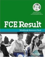 FCE Result Workbook Resource Pack with key + bez CD