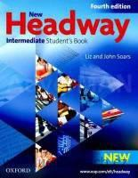 NEW HEADWAY FOURTH EDITION INTERMEDIATE  STUDENT´S BOOK