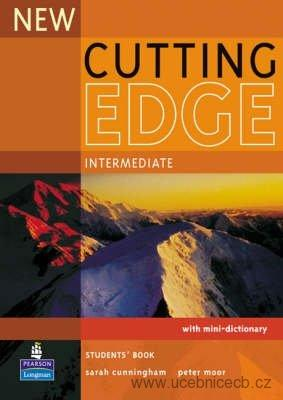 New Cutting Edge intermediate Students Book + slovníček