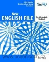 NEW ENGLISH FILE PRE-INTERMEDIATE WORKBOOK + key