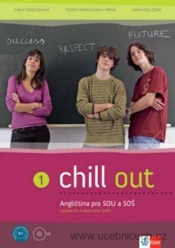 Chill out 1 – učebnice s prac. sešitem + 2  CD