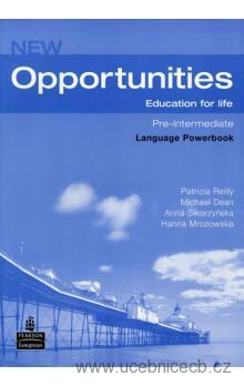 New Opportunities Pre-Intermediate  Language Powerbook +CD