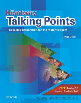 NEW HEADWAY TALKING POINTS + CD