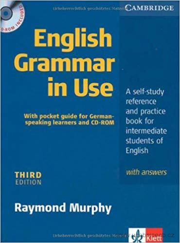 English Grammar in Use with Answers and CD-ROM Klett Edition 3rd Edition