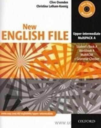English File Upper-intermadiate MultiPack A + MultiROM