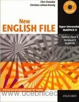 English File Upper-intermadiate MultiPack B + MultiROM