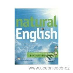 Natural English pre-intermadiate student´s book + listening booklet