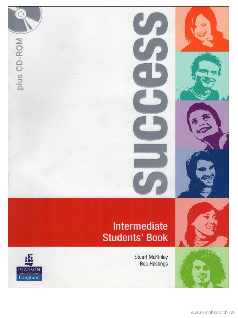 Success Intermediate Student´s Book + and CD