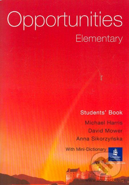 Opportunities elementary Students´ Book  bez mini-dictionary
