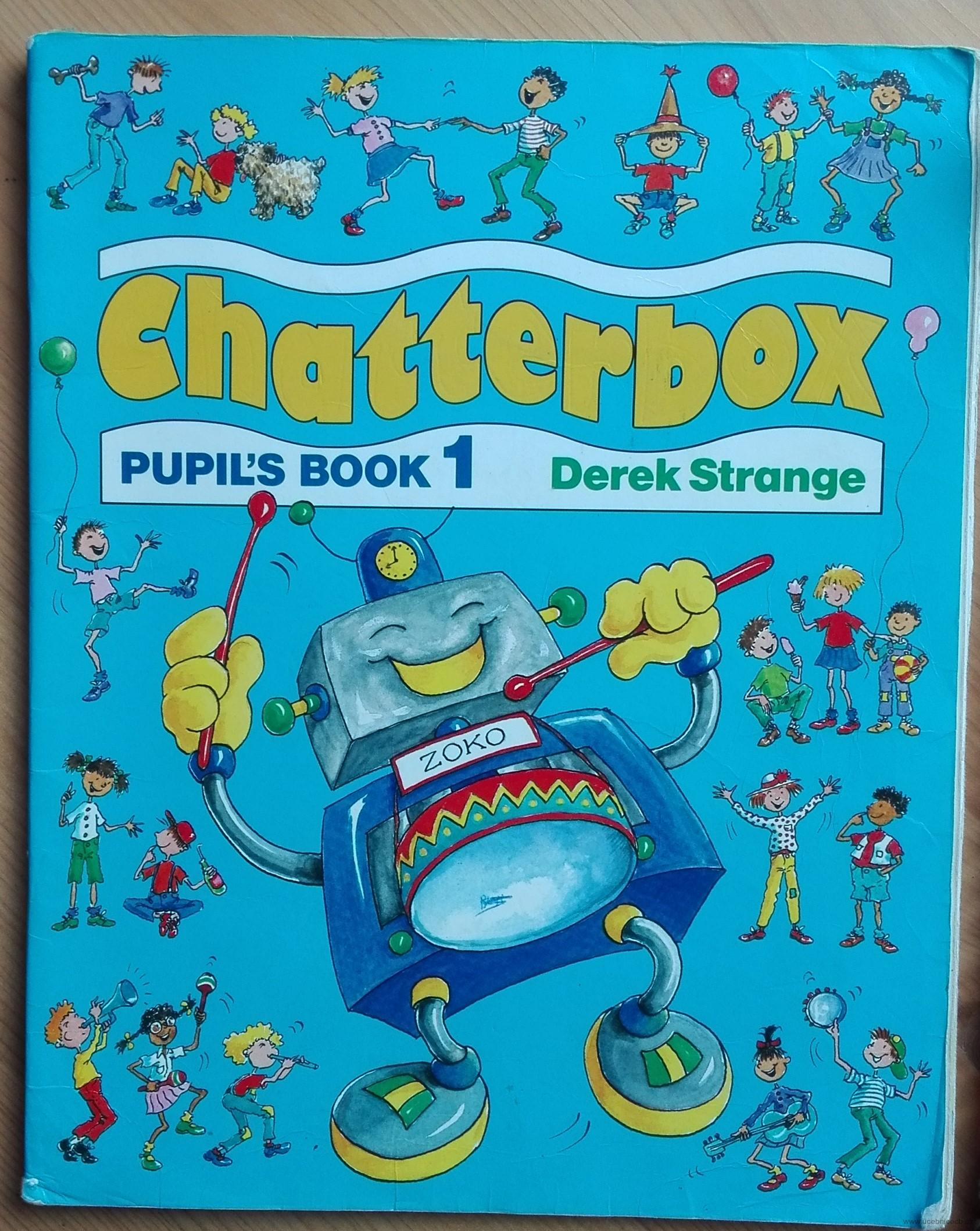 Chatterbox 1 Pupil's Book - učebnice