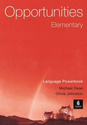 Opportunities elementary Language Powerbook