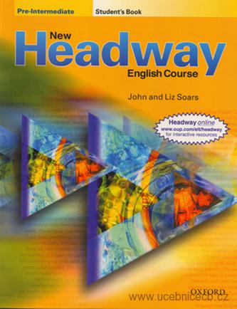 New Headway pre-intermediate Studenťs Book