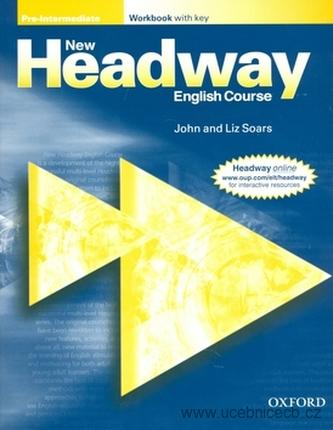New Headway pre-intermediate Workbook  with key