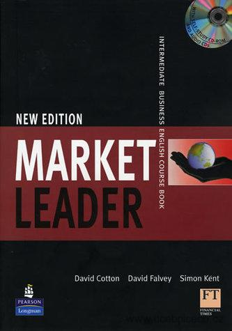 Market Leader New Edition Intermed. Course Book vč. Self study CD-ROM a Audio CD