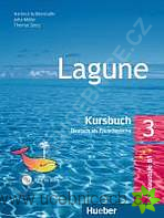 Lagune 3 Kursbuch +  Audio-CD