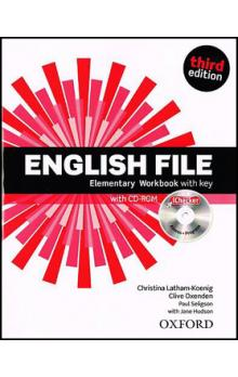 English File Third Edition Elementary Workbook with Answer Key and iChecker  /NOVÁ/