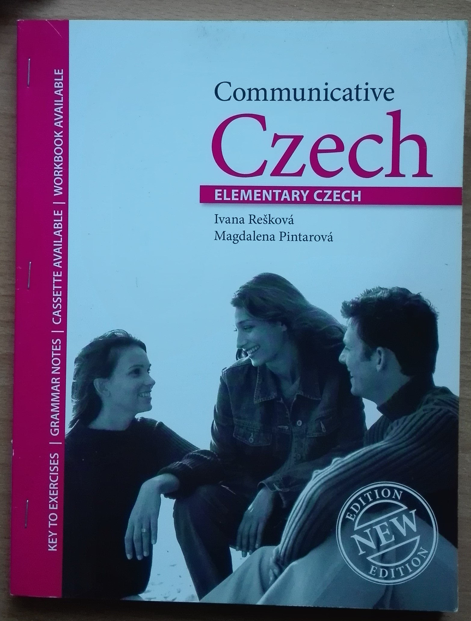 Communicative Czech Elementary  - učebnice