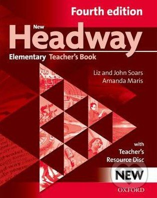 New Headway Elementary Teacher's Book (4th Edition) + resource disc